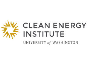 Logo for the Clean Energy Institute