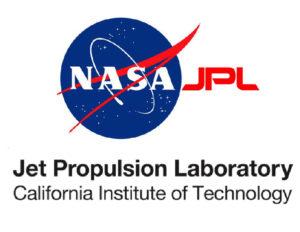 Logo for NASA Jet Propulsion Laboratory