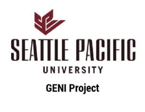 Logo for Seattle Pacific GENI Project